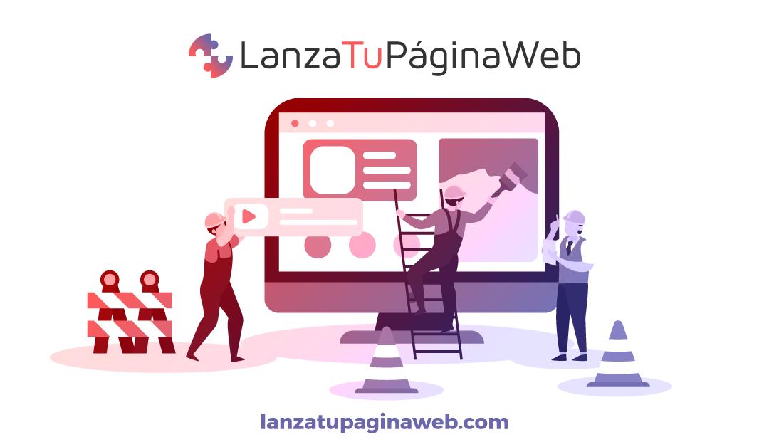 elementos fundamentales de una web, elementos web