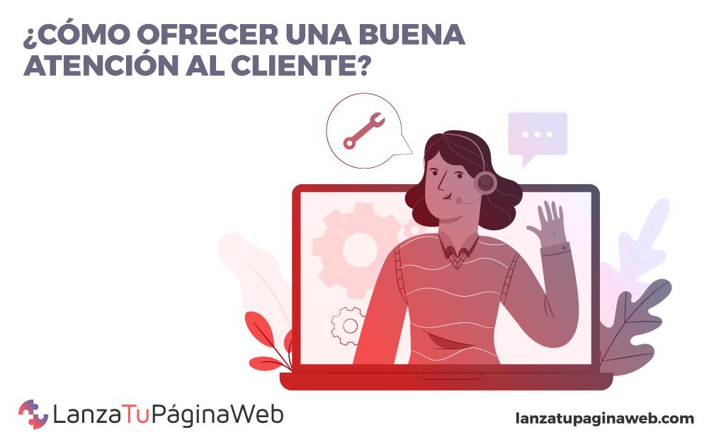 atencion al cliente pagina web