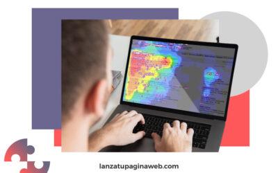 ¿Qué son los mapas de calor web? Beneficios