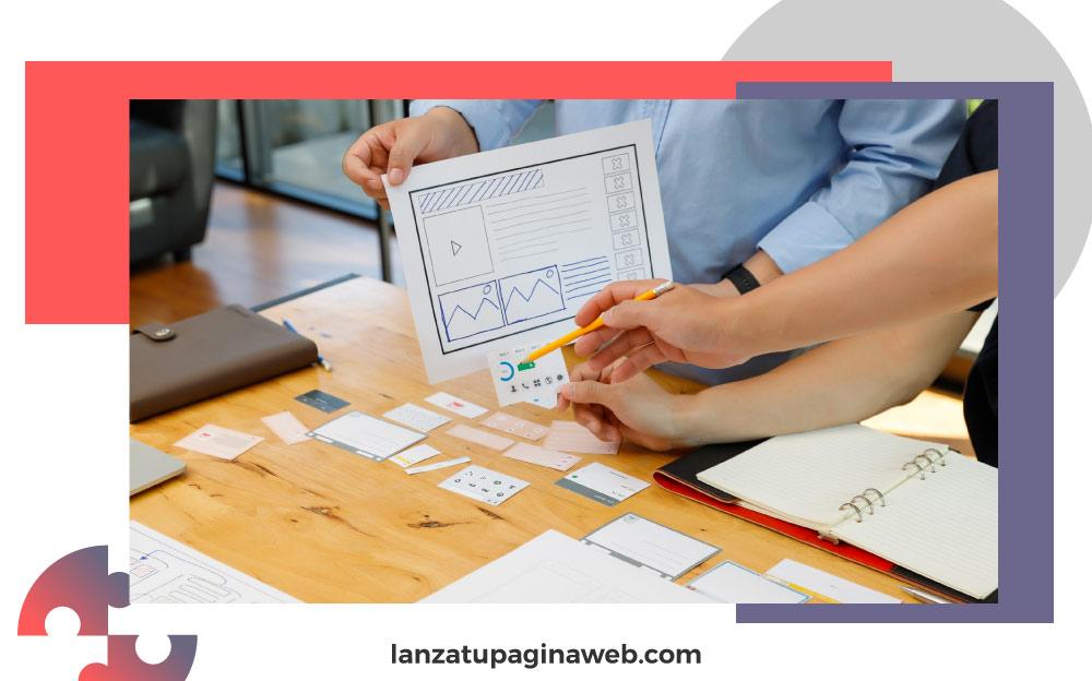proceso evolutivo del diseño web